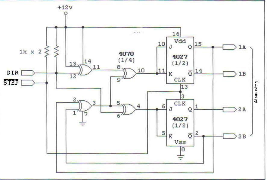 Бедини на 3-х фазном двигателе